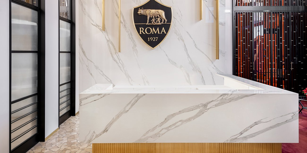 AS ROMA Headquarter